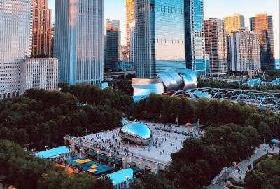 Photo of Chicago Millenium Park