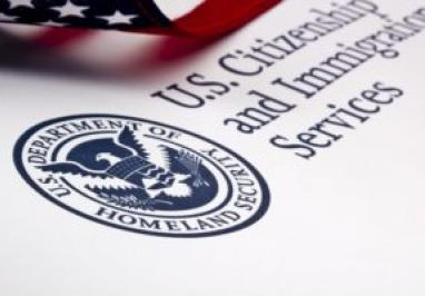 U.S. Citizenship and Immigration Seal