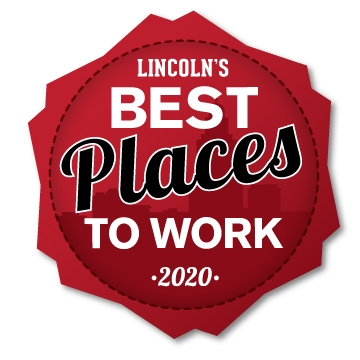 Logo for 2020 Best Places to Work